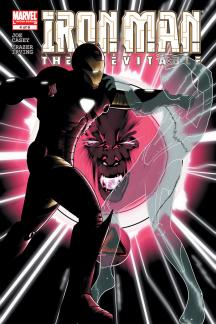 Iron Man: Inevitable #4