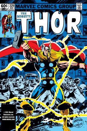 Thor (1966) #329