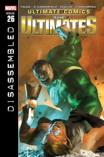 Ultimate Comics Ultimates  #26