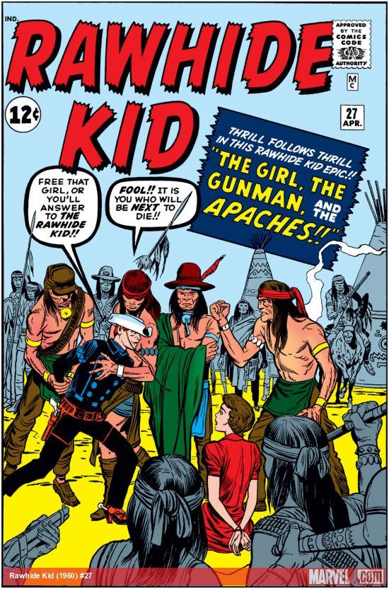 Rawhide Kid (1955) #27