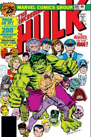 Incredible Hulk (1962) #200