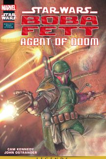 Star Wars: Boba Fett - Agent Of Doom #1