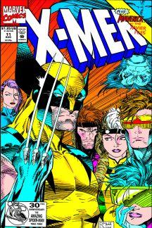 X-Men (1991) #11
