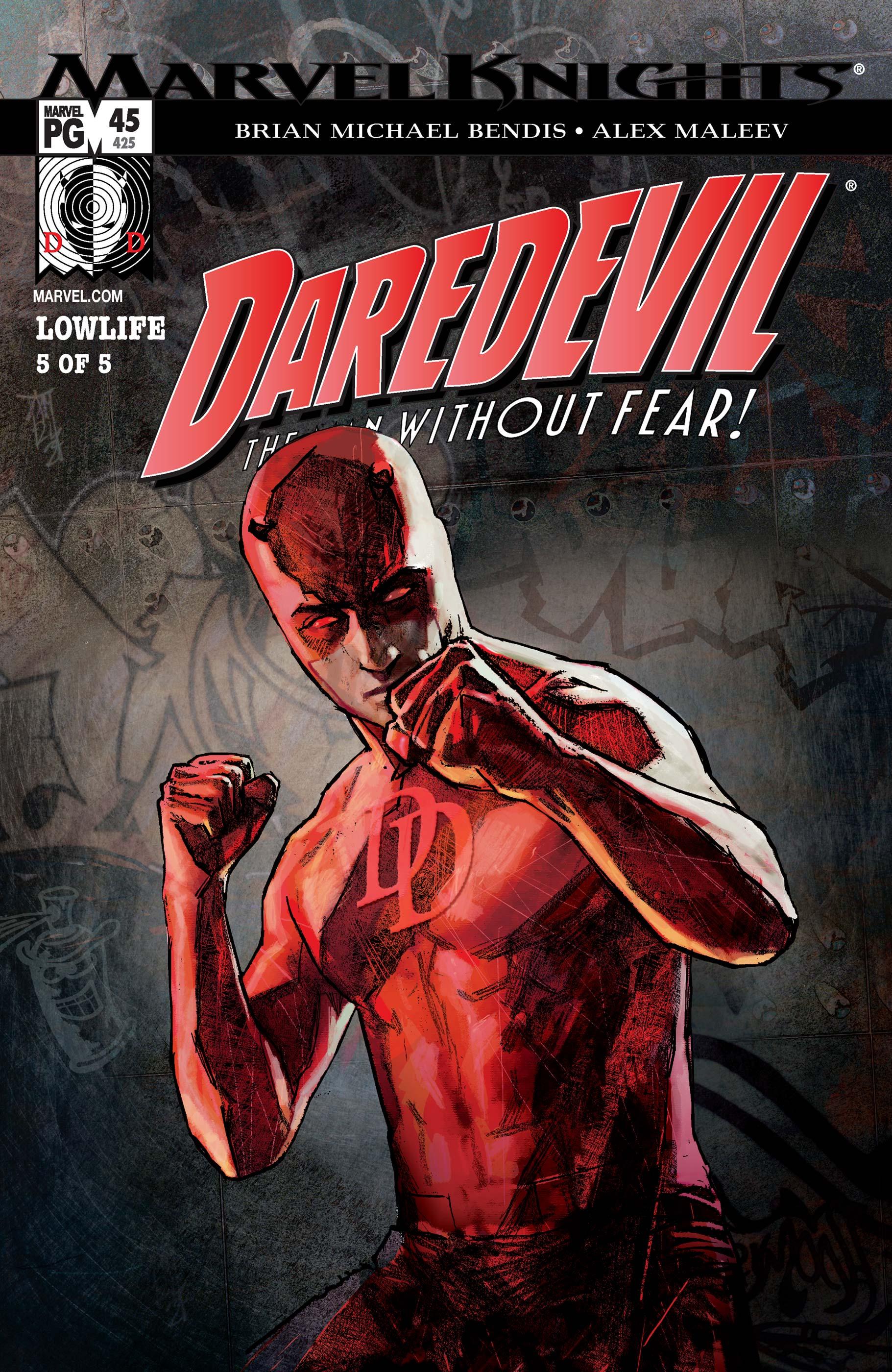 Daredevil (1998) #45
