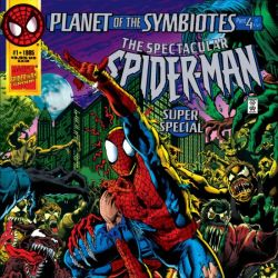 Spectacular Spider-Man Super Special (1995)