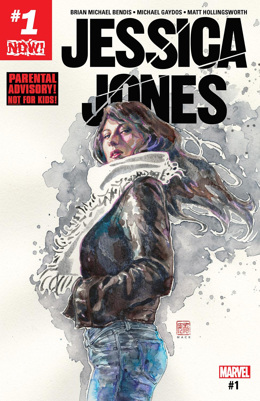 Jessica Jones (2016) #1