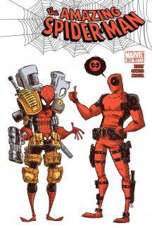 Amazing Spider-Man (1999) #611
