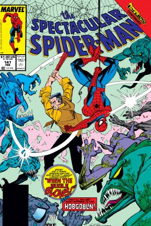 Peter Parker, the Spectacular Spider-Man #147