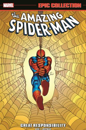 Amazing Spider-Man Epic Collection: Great Responsibility (Trade Paperback)