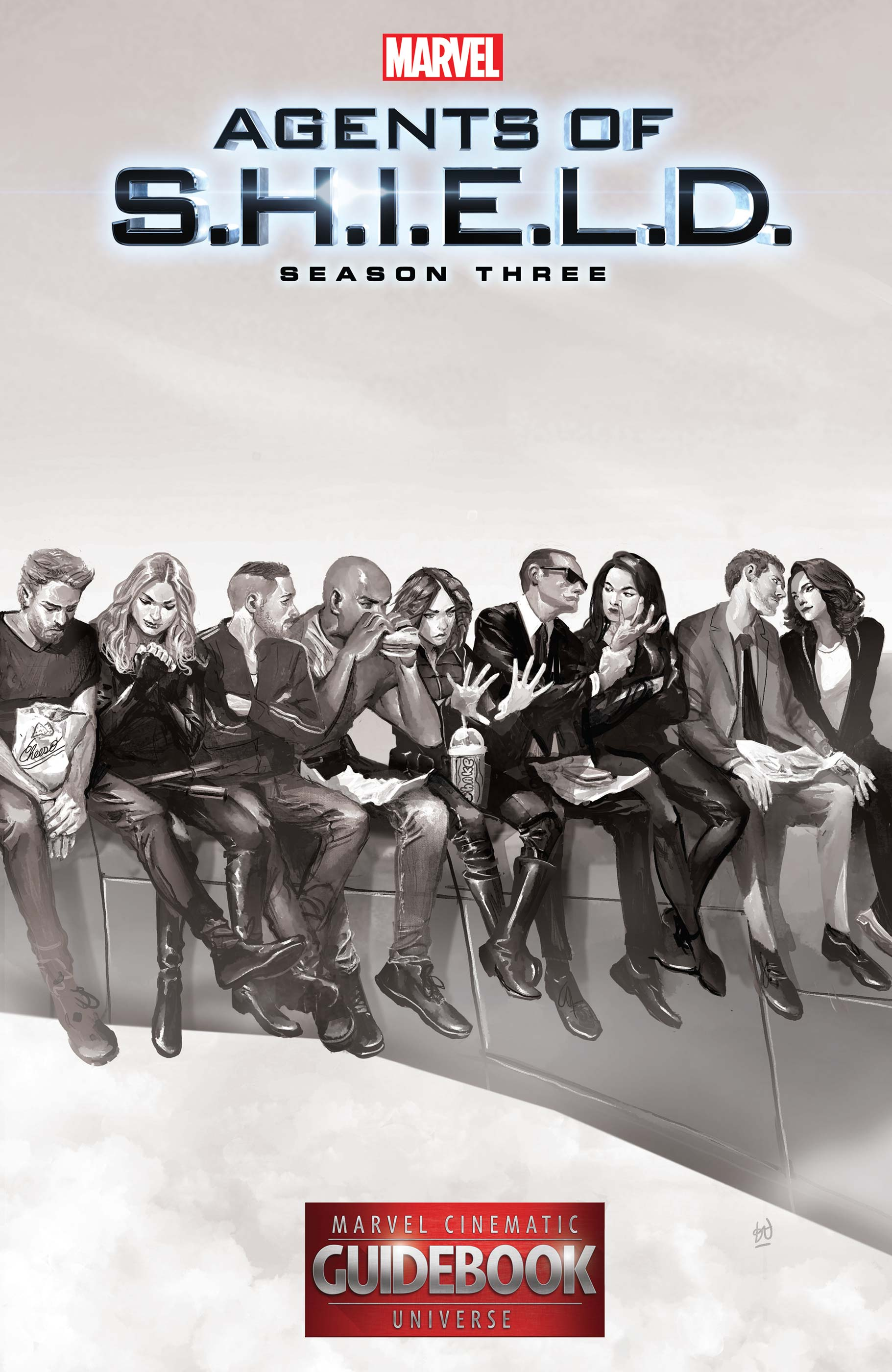 Guidebook to the Marvel Cinematic Universe - Marvel's Agents of S.H.I.E.L.D. Season Three (2016)