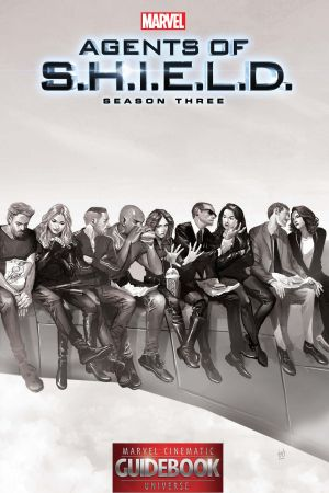 Guidebook to the Marvel Cinematic Universe - Marvel's Agents of S.H.I.E.L.D. Season Three #0