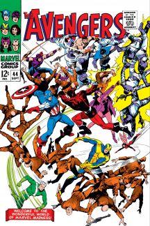Avengers (1963) #44