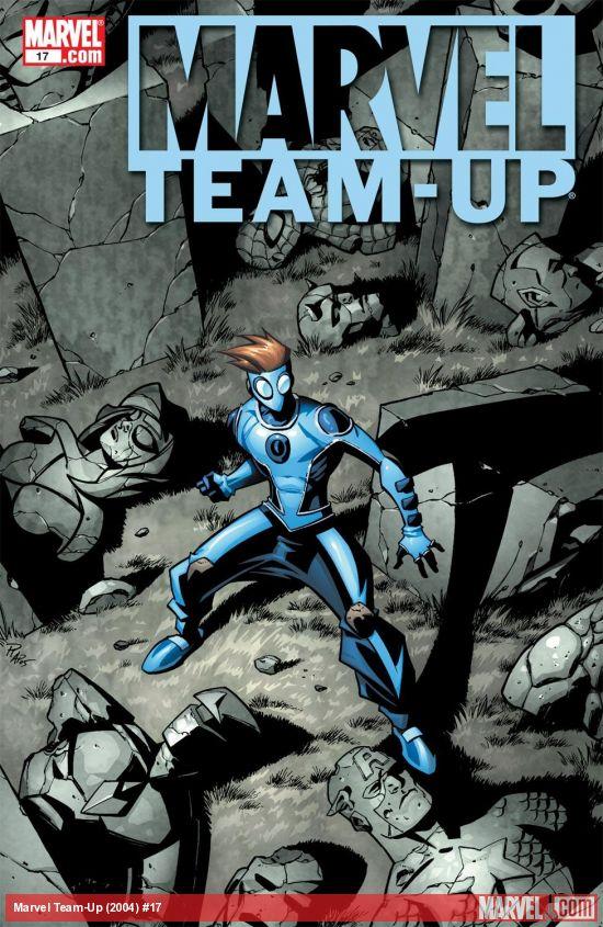 Marvel Team-Up (2004) #17