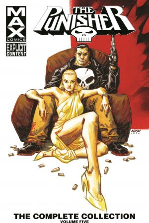 Punisher Max: The Complete Collection Vol. 5 (Trade Paperback)