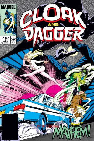 Cloak and Dagger (1985) #5
