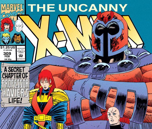 Uncanny X-Men (1963) #309
