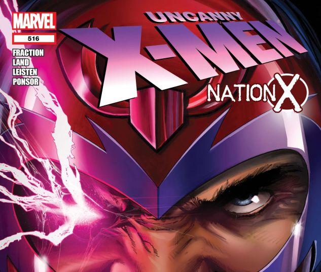 Uncanny X-Men (1963) #516