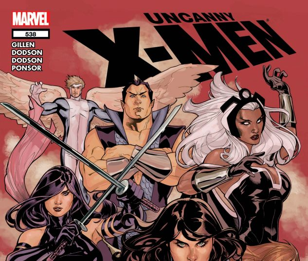 Uncanny X-Men (1963) #538