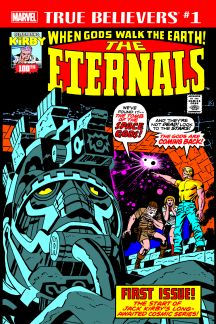True Believers: Kirby 100th - Eternals (2017) #1