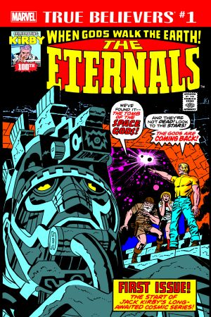 True Believers: Kirby 100th - Eternals #1