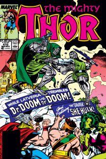 Thor #410