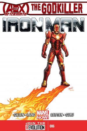 Iron Man (2012) #6
