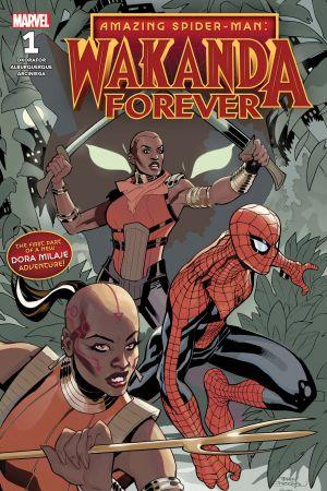 Amazing Spider-Man: Wakanda Forever #1