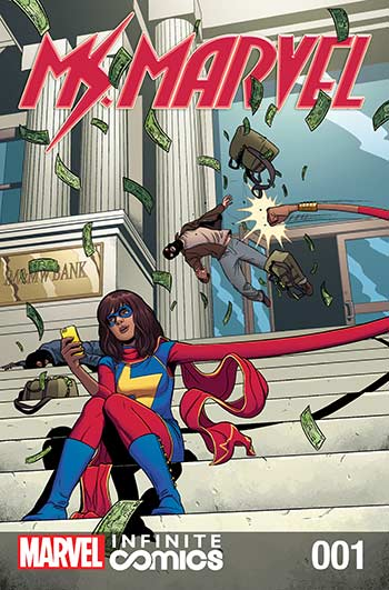 Ms. Marvel (2018) #1