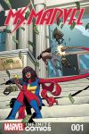 cover from Ms. Marvel Vol. 1 Kids Infinite Comic (2018) #1