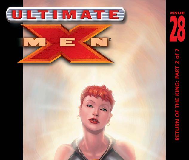 Ultimate X-Men (2001) #28