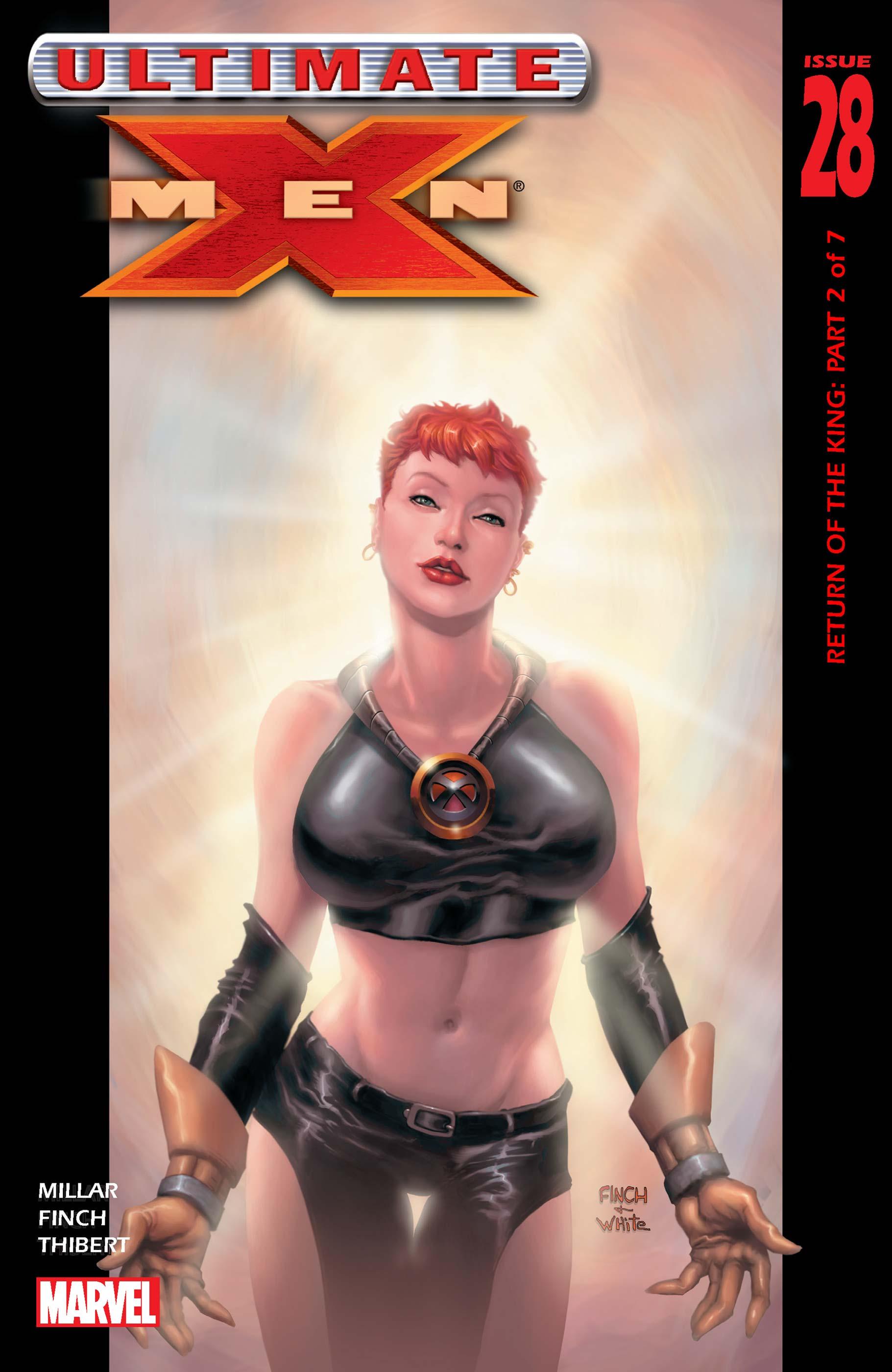 Ultimate X-Men (2000) #28