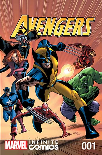 Marvel Adventures the Avengers (2018) #1