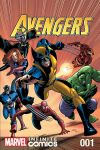cover from Marvel Adventures the Avengers (Digital Comic) (2018) #1