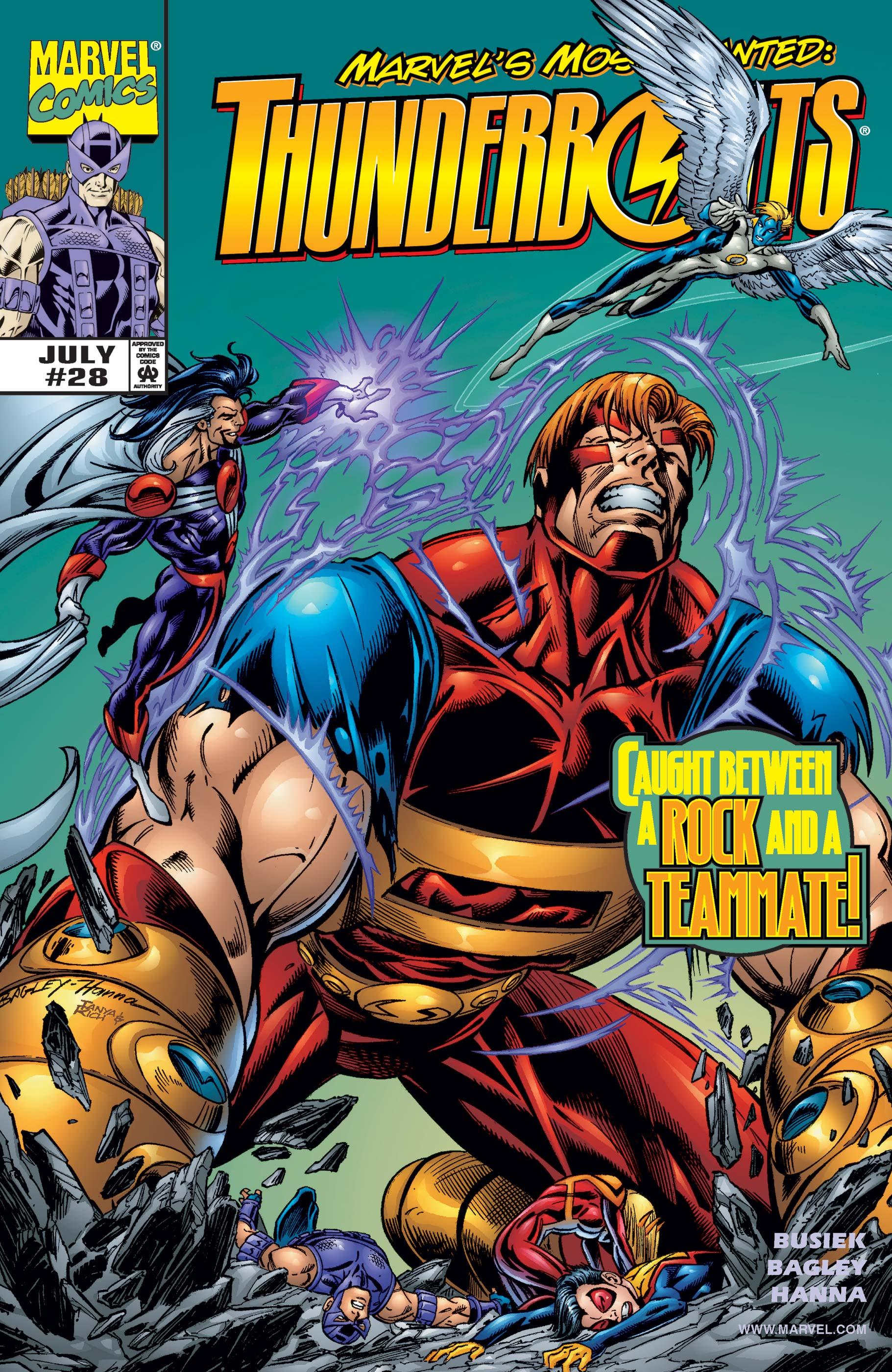 Thunderbolts (1997) #28
