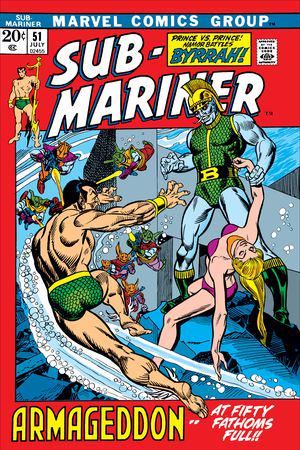 Sub-Mariner (1968) #51