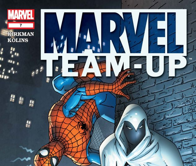 MARVEL TEAM-UP (2004) #7