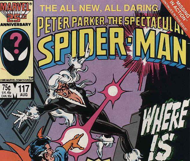 Peter Parker, the Spectacular Spider-Man #117