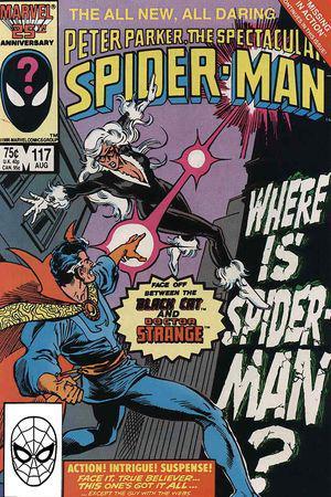 Peter Parker, the Spectacular Spider-Man (1976) #117