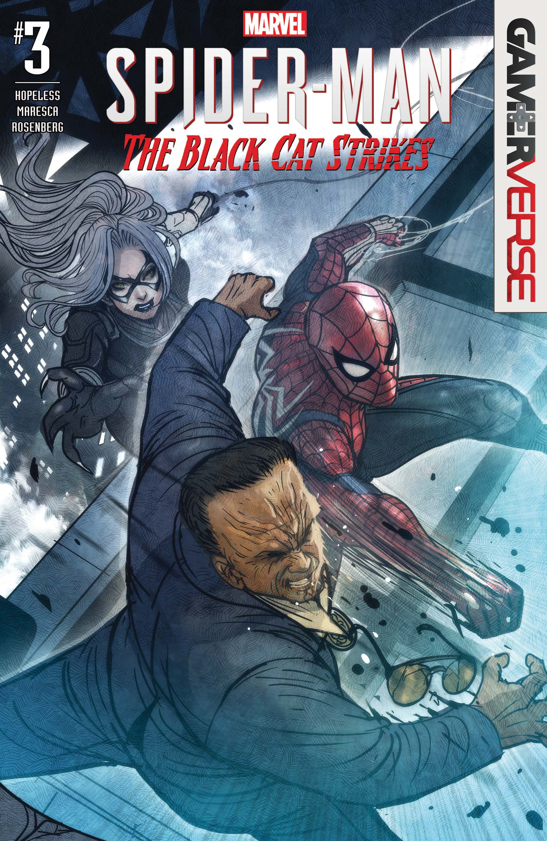 Marvel's Spider-Man: The Black Cat Strikes (2020) #3