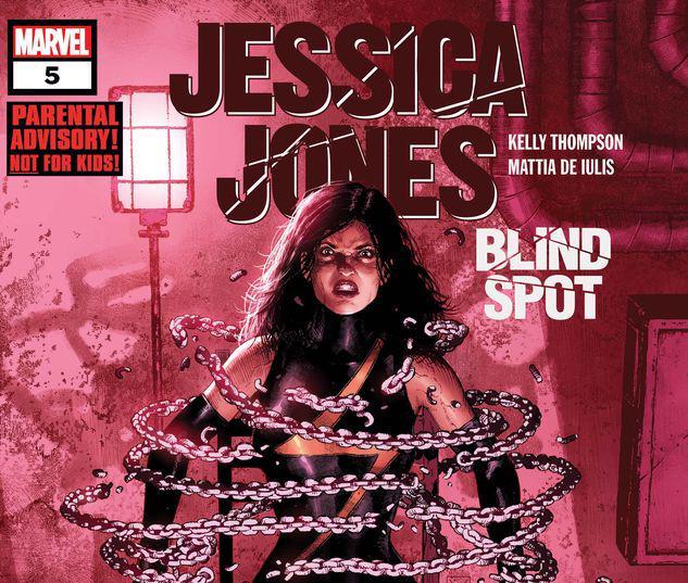 Jessica Jones: Blind Spot #5