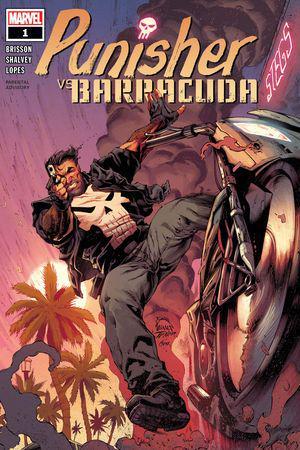 Punisher Vs. Barracuda (2020) #1
