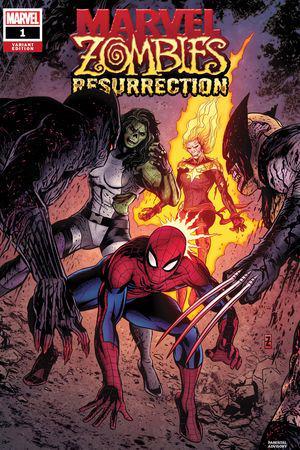 Marvel Zombies: Resurrection #1  (Variant)