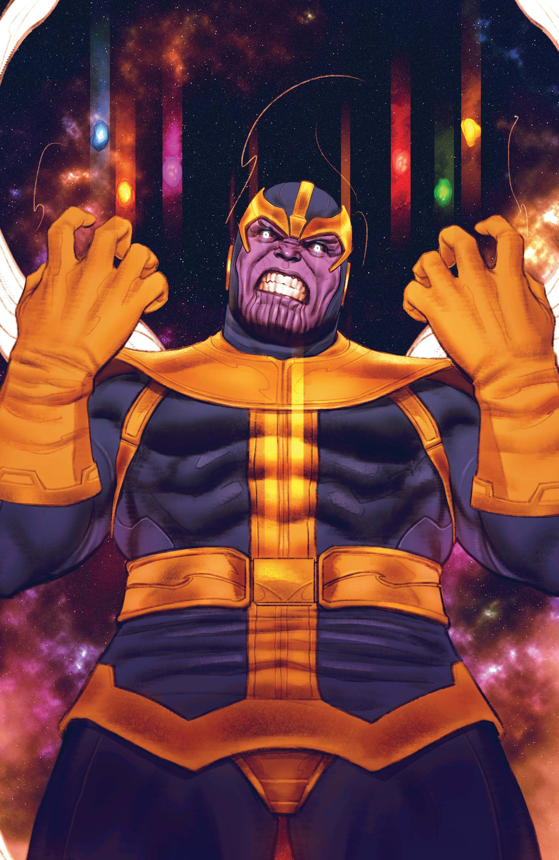 Thanos Quest: Marvel Tales (2021) #1 (Variant)
