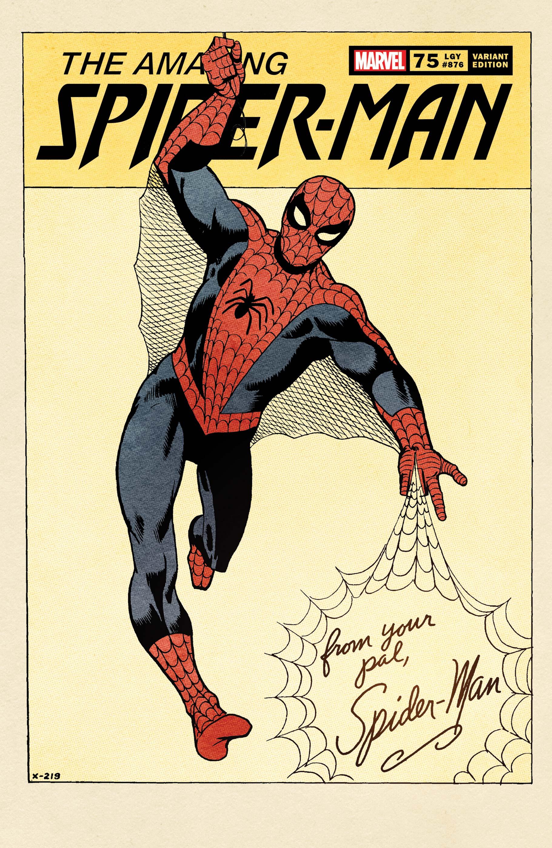 The Amazing Spider-Man (2018) #75 (Variant)