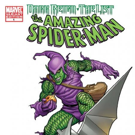 Dark Reign: The List - Amazing Spider-Man One-Shot (2009) #1 (VILLAIN VARIANT)