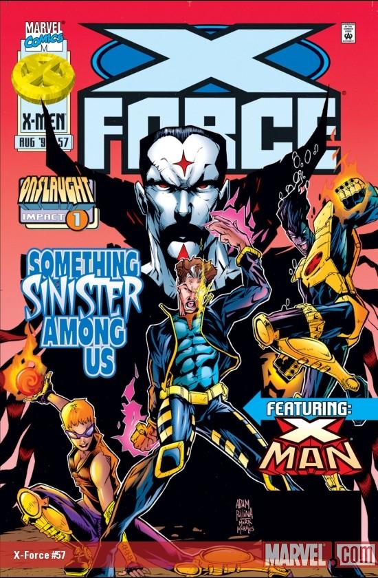 X-Force (1991) #57
