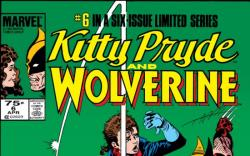 Kitty Pryde and Wolverine #6