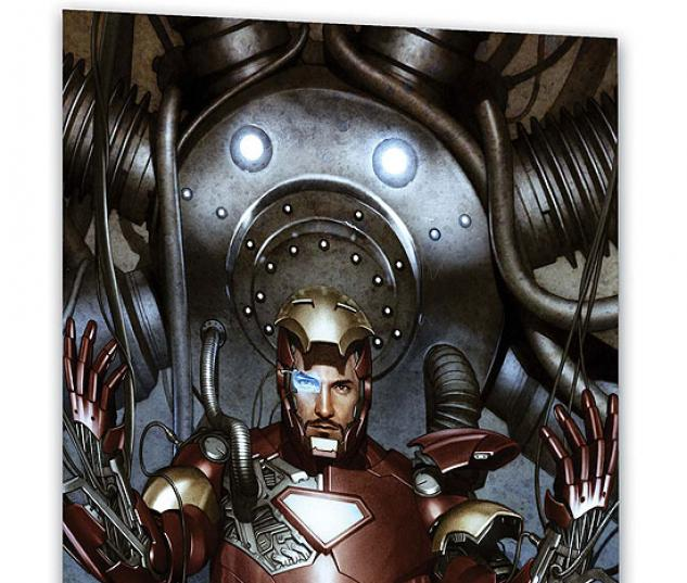 IRON MAN: DIRECTOR OF S.H.I.E.L.D. - WITH IRON HANDS #0