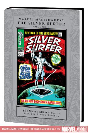 Marvel Masterworks: The Silver Surfer Vol. 1 (2nd Edition, 2nd (Hardcover)
