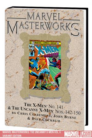 MARVEL MASTERWORKS: THE UNCANNY X-MEN VOL. 6 HC (Hardcover)